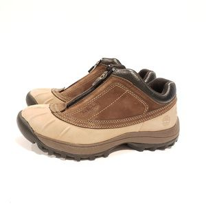 Timberland womens size 7.5 brown tan